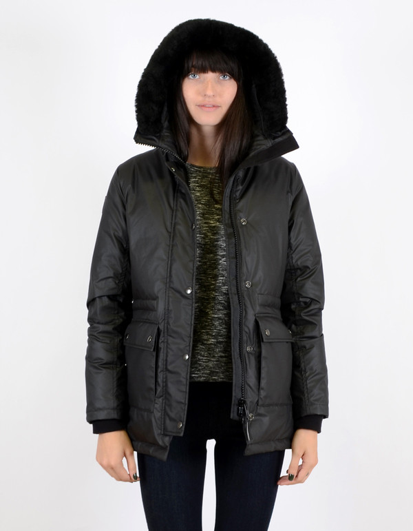 OSC Cross Iqaluit Parka Blackout