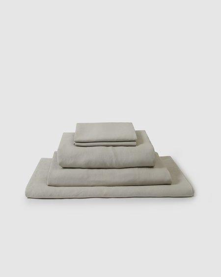 Shop Sunday Morning Marcel Linen Collection Set - Dove