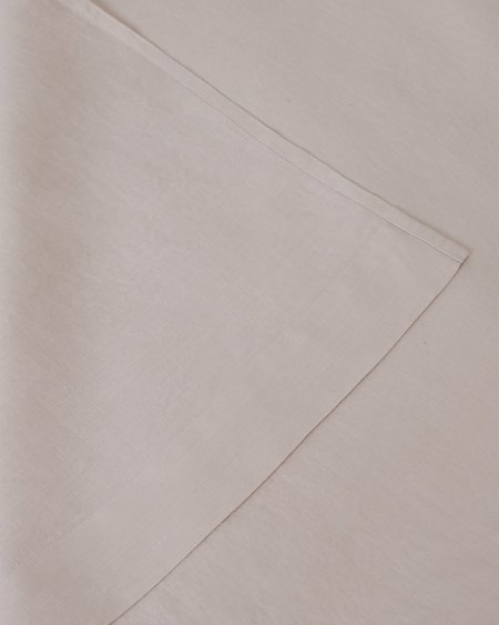 Shop Sunday Morning Marcel Linen Sheet Set - Blush