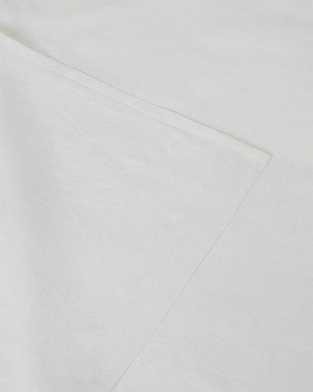 Shop Sunday Morning Marcel Linen Sheet Set - Milk