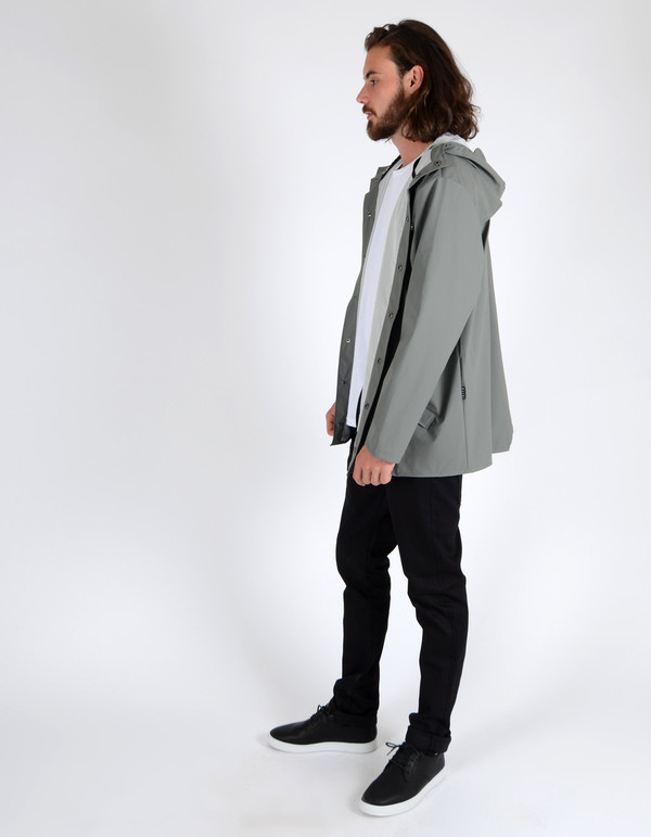 Men's Rains Jacket Grey