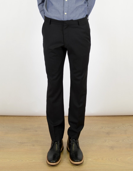 Men's Selected Homme One Mylo Trouser Black