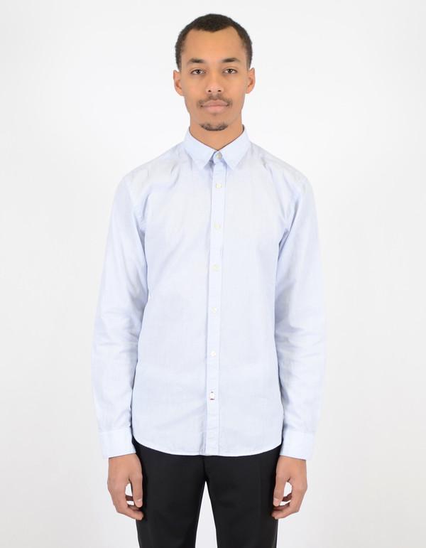 Men's Selected Homme Sandro Shirt Bright White