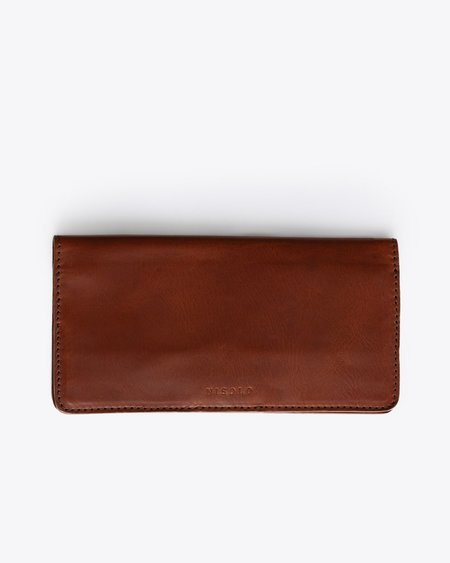 Nisolo Classic Wallet - Rosewood