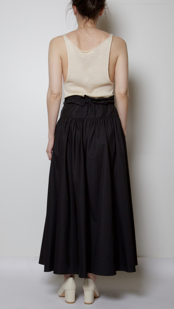 Maryam Nassir Zadeh Carlita Skirt in Black