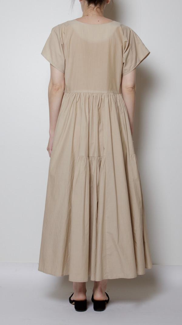 Maryam Nassir Zadeh Florenza Dress in Sand