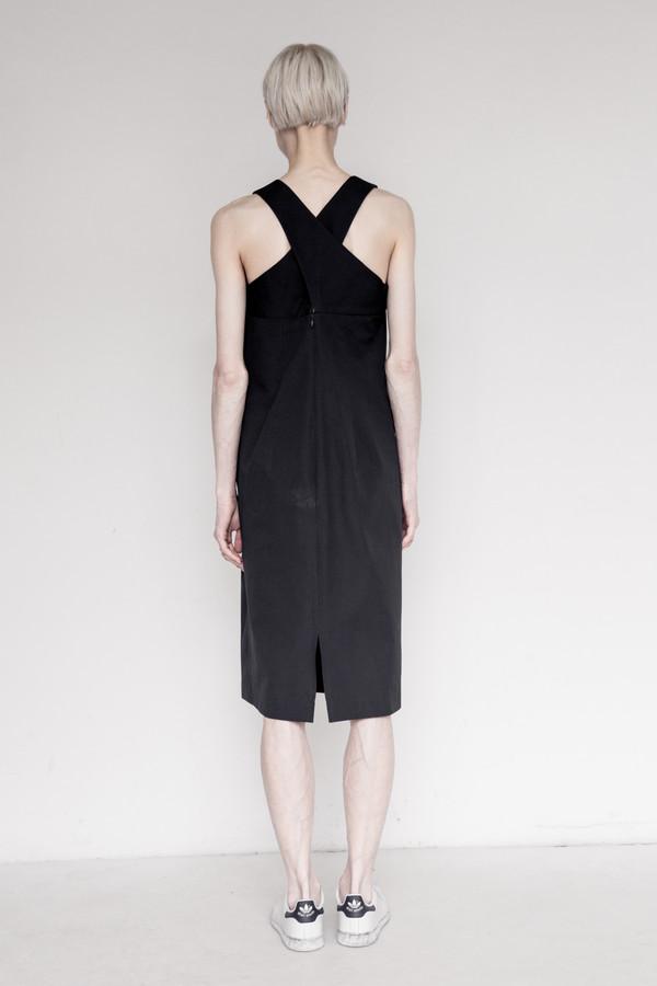 Sayaka Davis Cotton Strap Dress