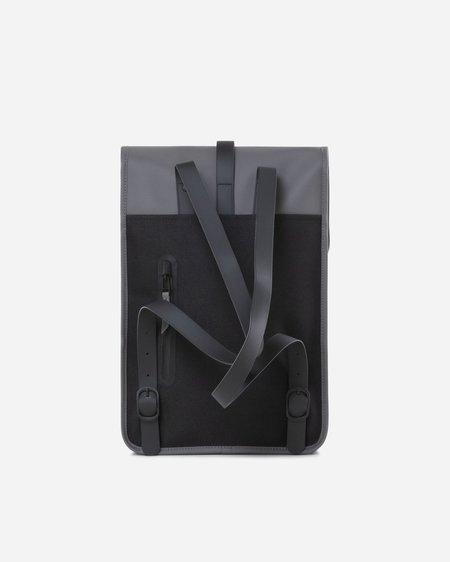 Rains Mochila Mini Backpack - Charcoal