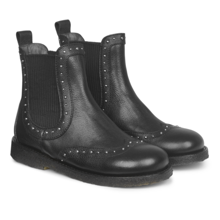 KIDS angulus chelsea boot - black