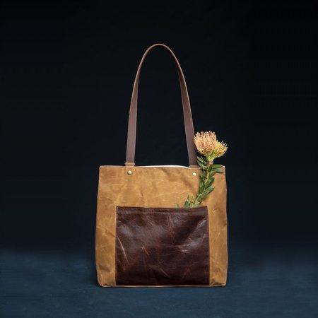 Unisex Veinage Masson Large Tote Bag/Backpack