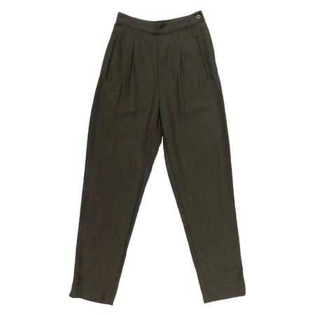 Ali Golden Fancy Pant - Mud