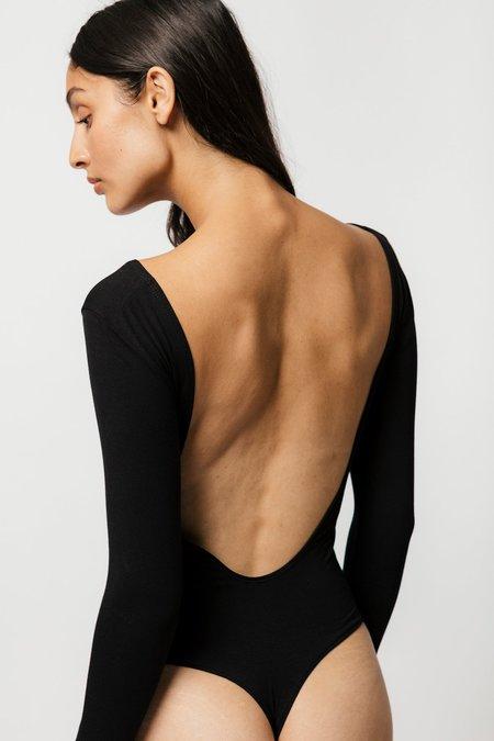 [Pre-Loved] Mary Young Teva Bodysuit - Black