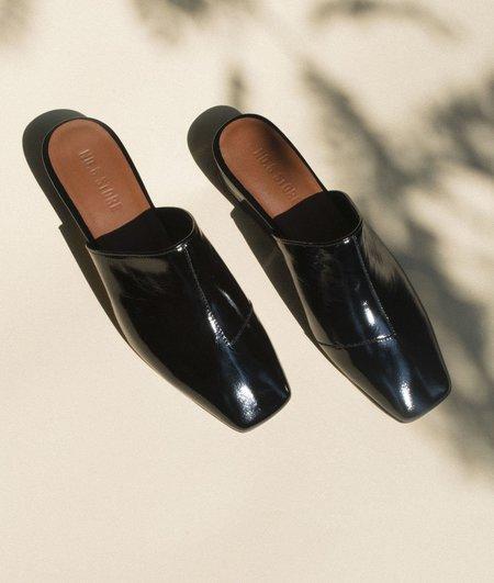 No.6 Neema Slide - Black