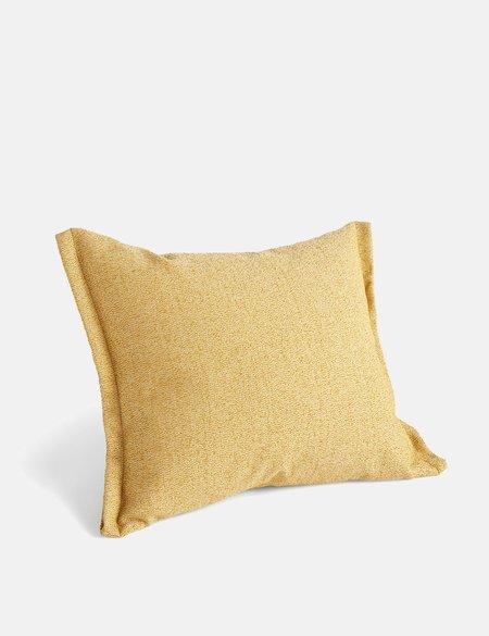 Hay Plica Sprinkle Cushion - Mustard