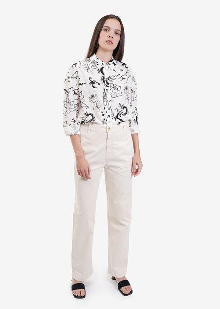 UNISEX Paloma Wool Volta Trousers - CREAM