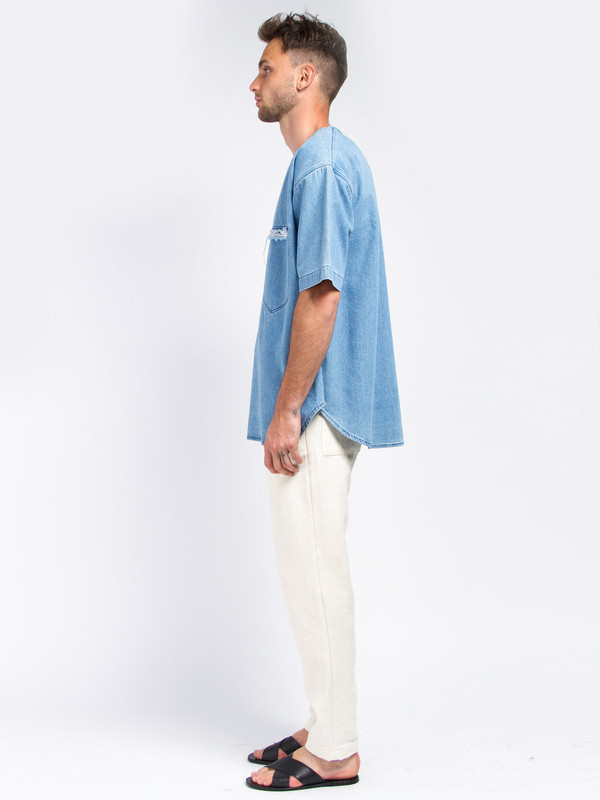 Men's 69 Slit Pocket Tee