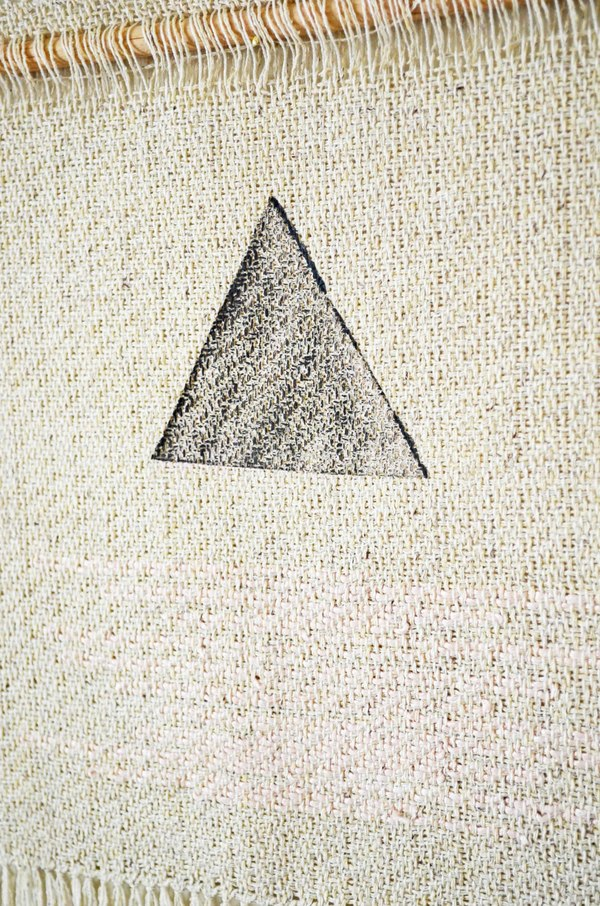 Ana Isabel Textiles Triangle Twill Silk Weaving