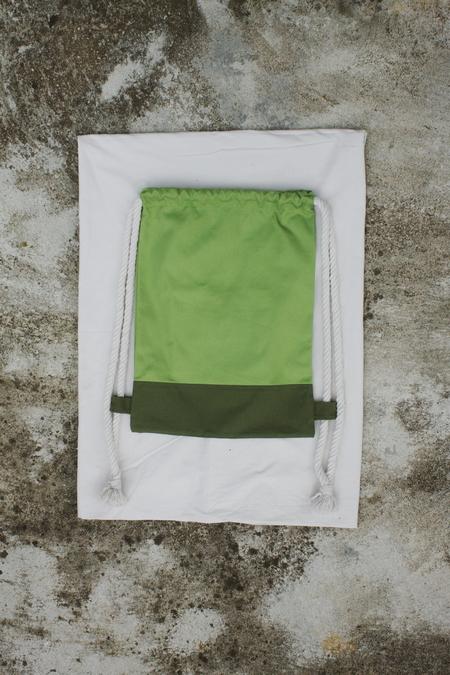 SIZ JAMESTOWN BACKPACK - Light Green