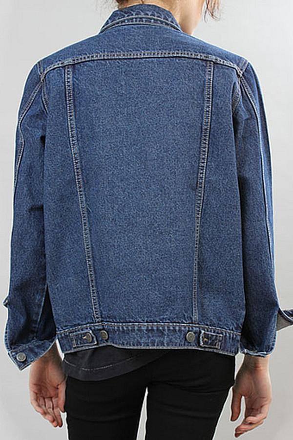 courtshop hayley denim jacket in