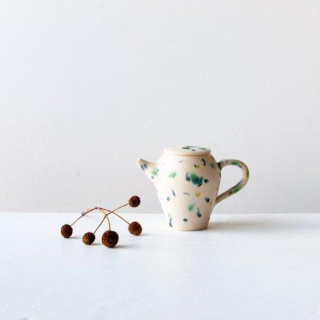 Makiko Hanabira Small Ceramic Teapot