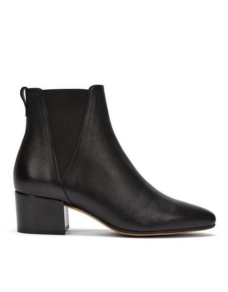 nine to five Chelsea Boot - black lights