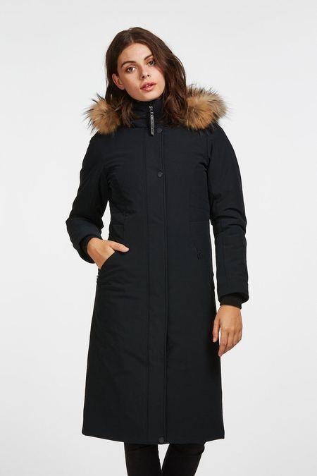 Audvik Bali Coat - Black