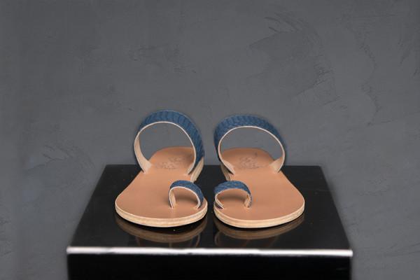 Ancient Greek Sandals Ancient Greek Thalia Single Toe Sandal