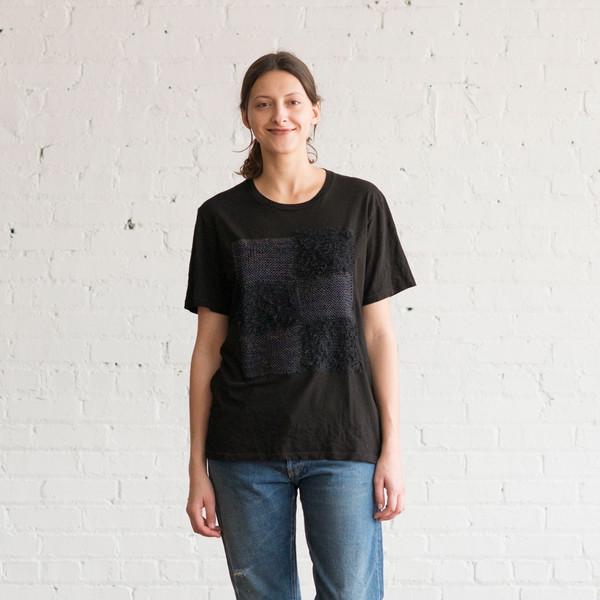 Correll Correll Checky Boucle T-Shirt
