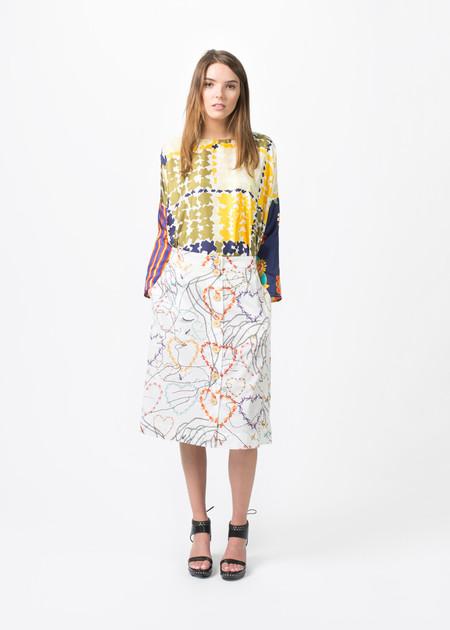 La Prestic Ouiston Bouffante Skirt