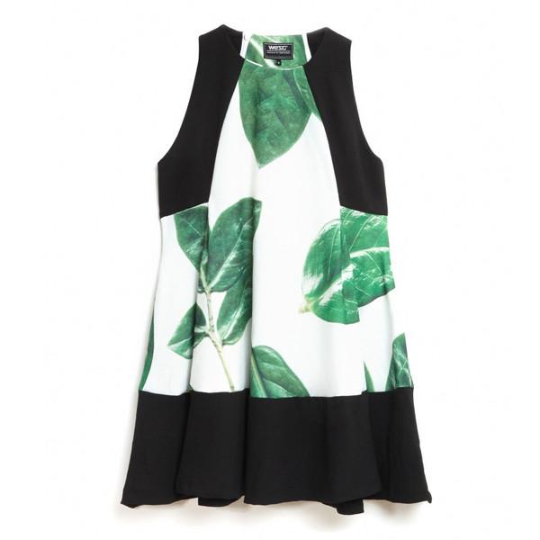WESC Sheet Ankle Dress