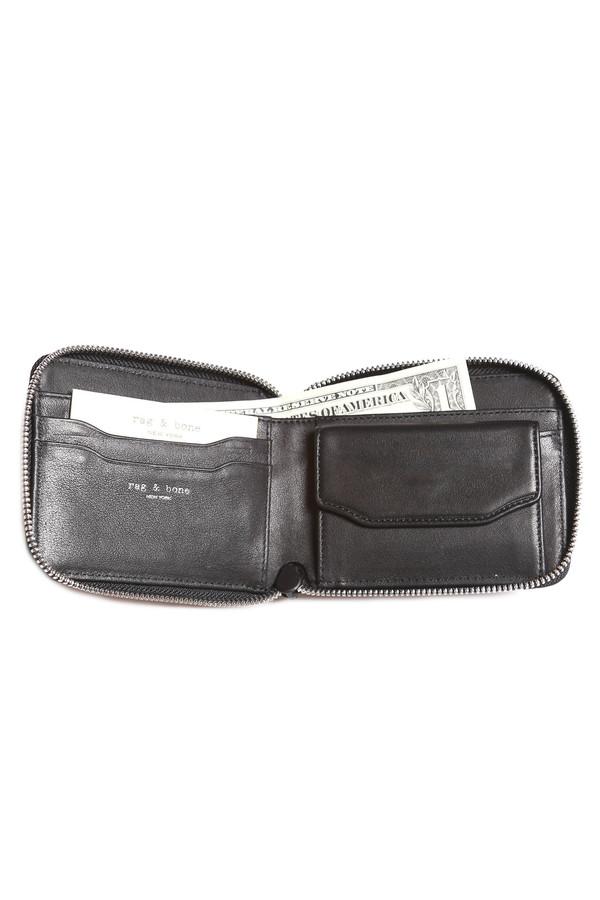 Rag & Bone Medium Zip Wallet