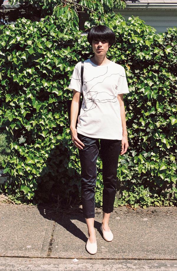 Correll Correll We Chaos T-shirt - white