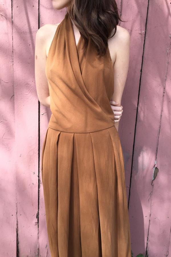 OR Halter Dress