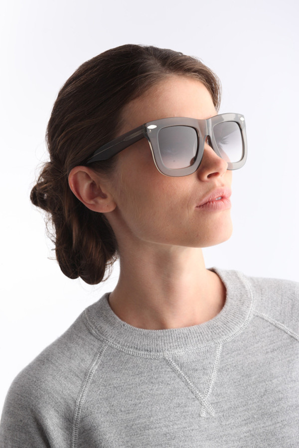 Grey Ant Status Sunglasses - Smoke
