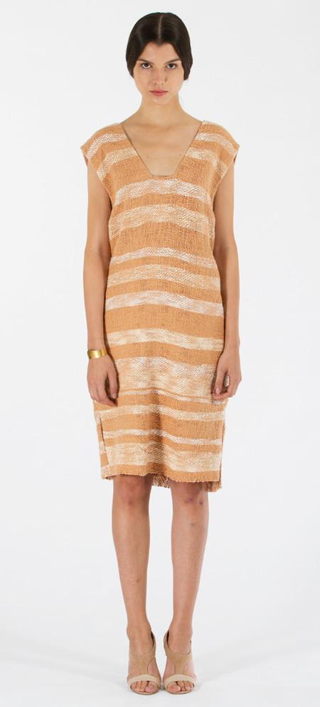 VOZ Gradient Dress - natural