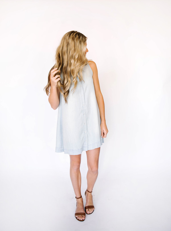 Bella Dahl Trapeze Dress
