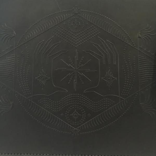 Animal Handmade Fear no Future Clutch - Black