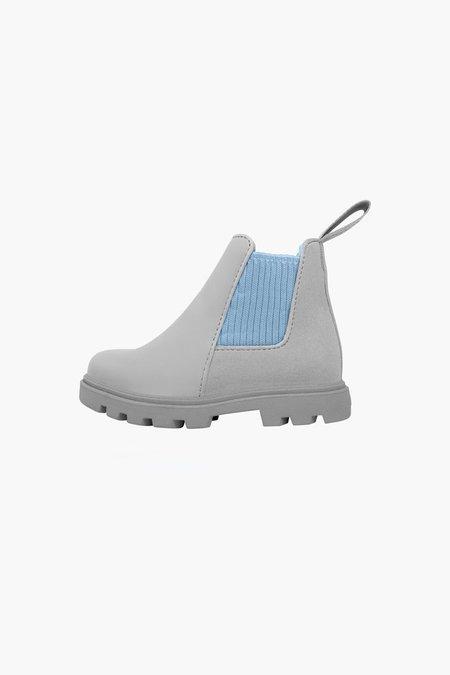 Kids Native Shoes Kensington Treklite boot - Pigeon Grey
