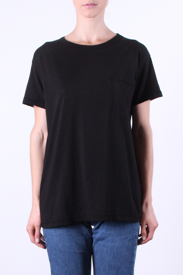 Calder Blake Jaq Tee in Black