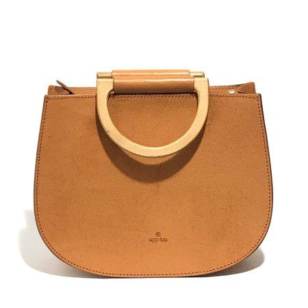 Uppdoo Zen Saddle Bag - Veggie Tan