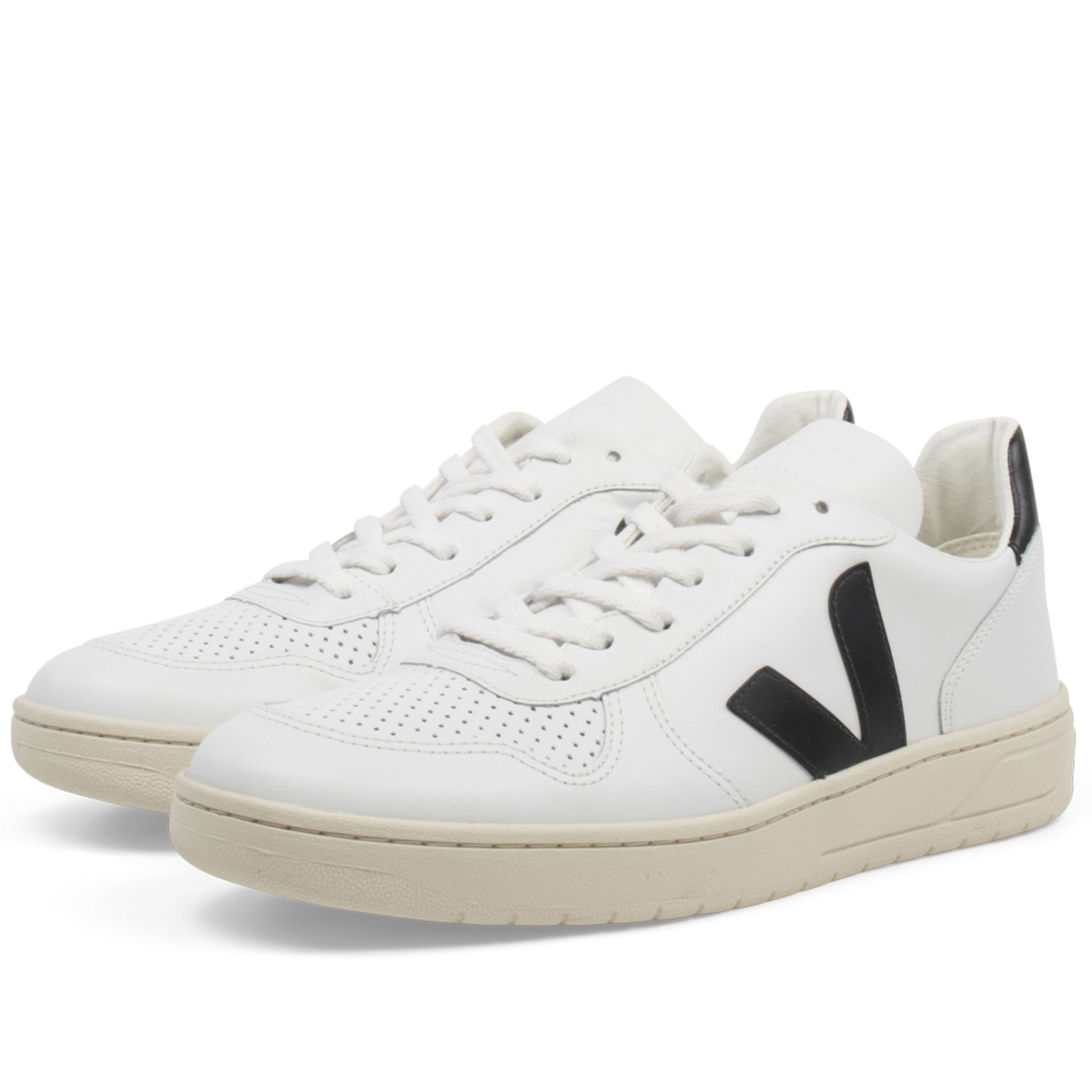 unisex Veja v10 leather sneaker - Extra