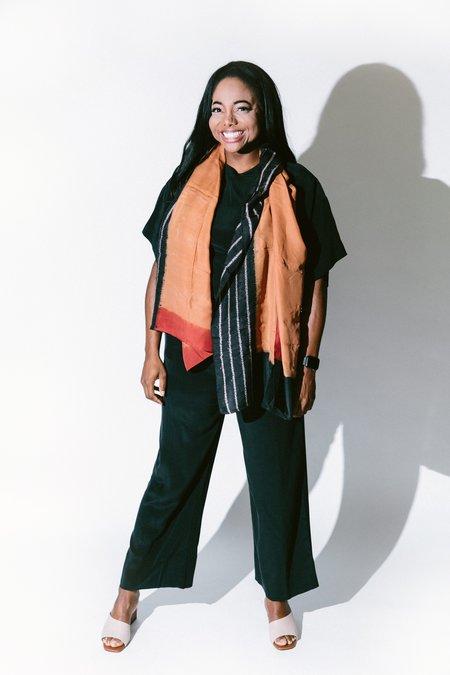 Variously kaavi scarf - multi