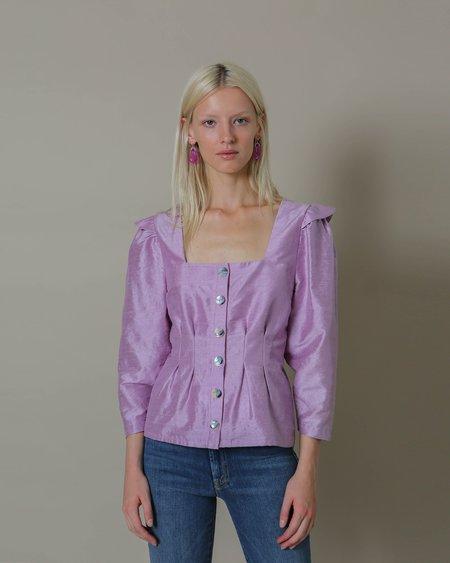 Friends of Jenny Pernille Blouse - Lavender