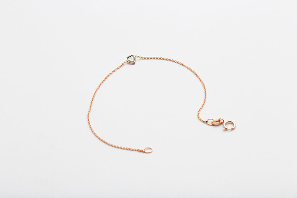 Hortense Je t'aime Diamond Bracelet