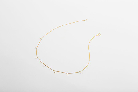 Hortense Multi Tic Tac Necklace