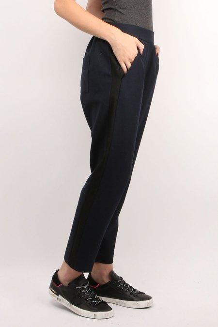 Sibel Saral Pullup Tux Pants - Navy/Black