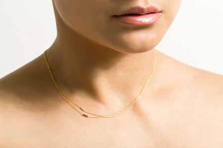 Hortense Tic Tac Necklace