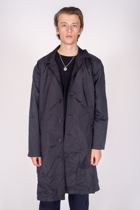 FOUR HORSEMEN 2 + 2 = 5 Trench Coat - Black