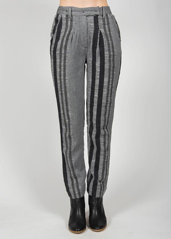 Ace & Jig - Fall Trouser in Heritage Stripe