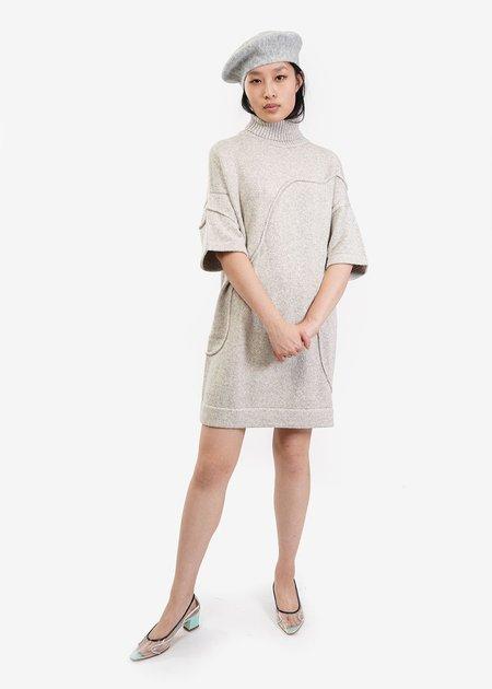 Kordal Marlow Dress in Fog Grey